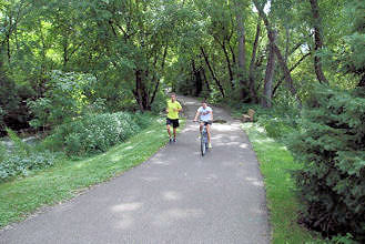 Trail improvements