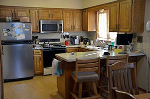 HFG Hoff Family Kitchen Before
