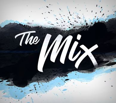 Show logo for The Mix