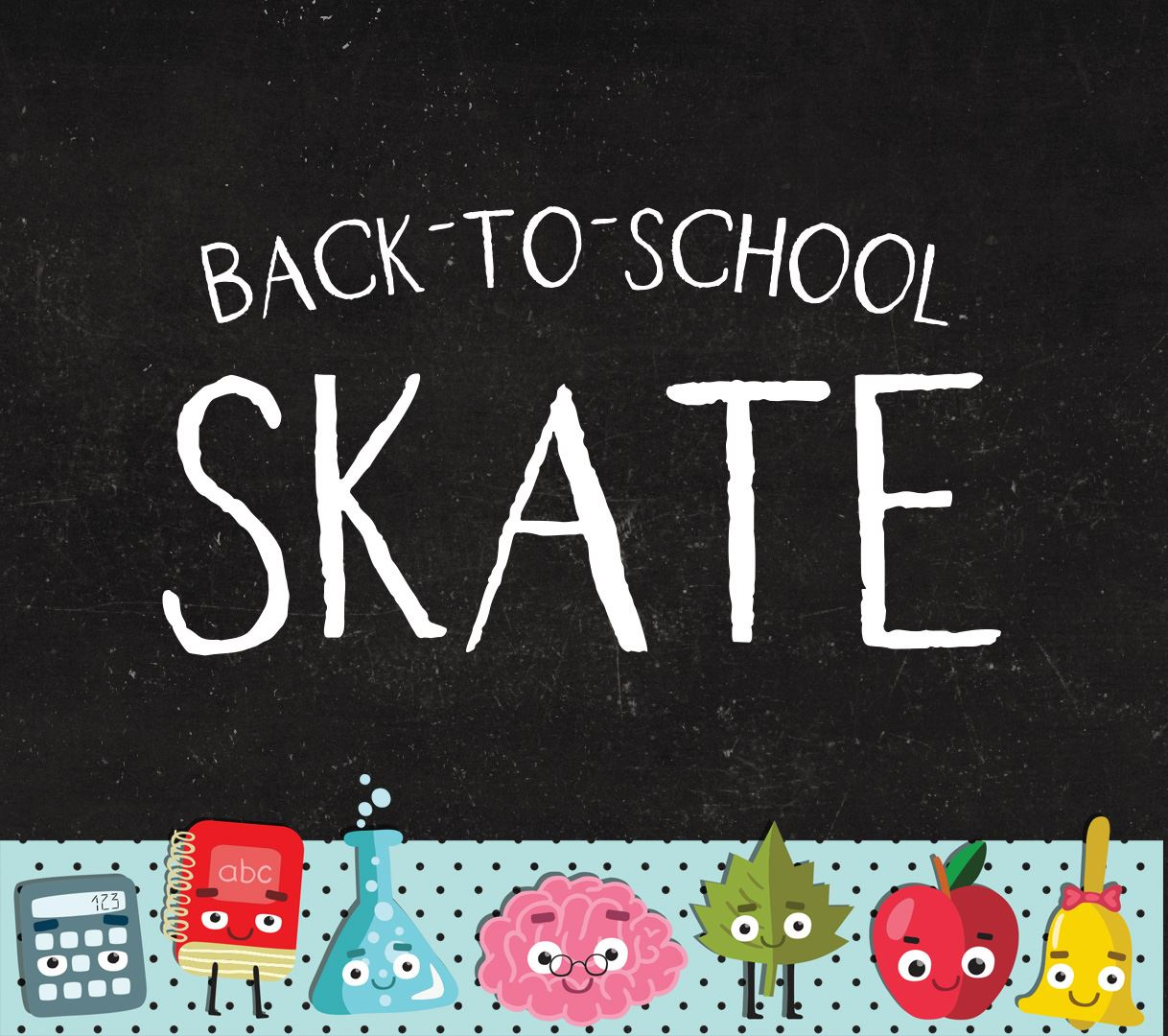Back-to-School Skate Graphic